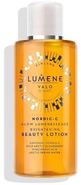 Lumene Valo rozświetlający płyn tonizujący 150ml