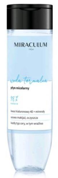 MIRACULUM Płyn micelarny 98% 200ml