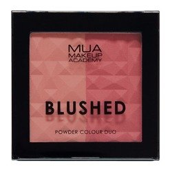 MUA BLUSHED Powder Colour Duo Podwójny róż do policzków GINGER 7,5g