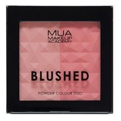 MUA BLUSHED Powder Colour Duo Podwójny róż do policzków SPICE 7,5g