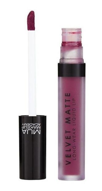 MUA Velvet Matte Liquid Lip Matowa pomadka w płynie DEVOTION 3ml