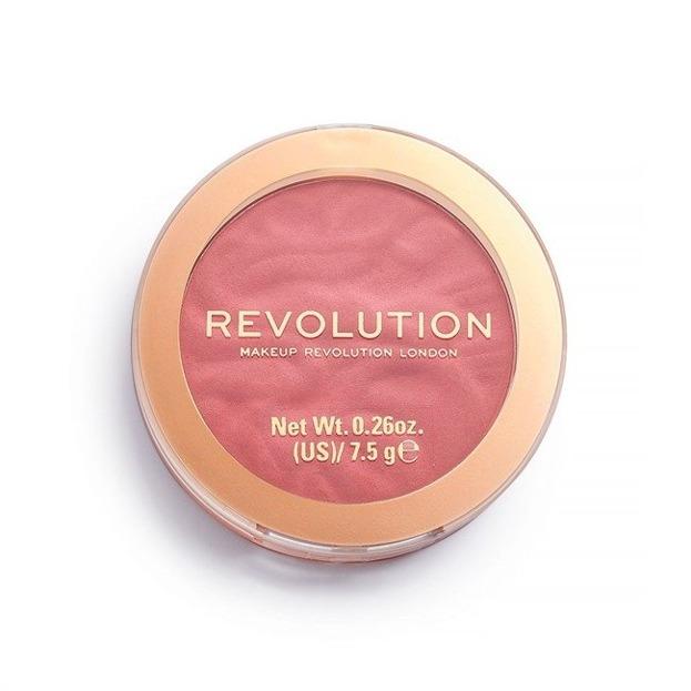 Makeup Revolution Blusher Reloaded Róż do policzków Rose kiss 7,5g