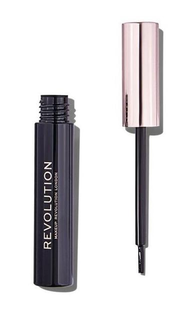 Makeup Revolution Brow Tint Tint do brwi peel-off dark brown