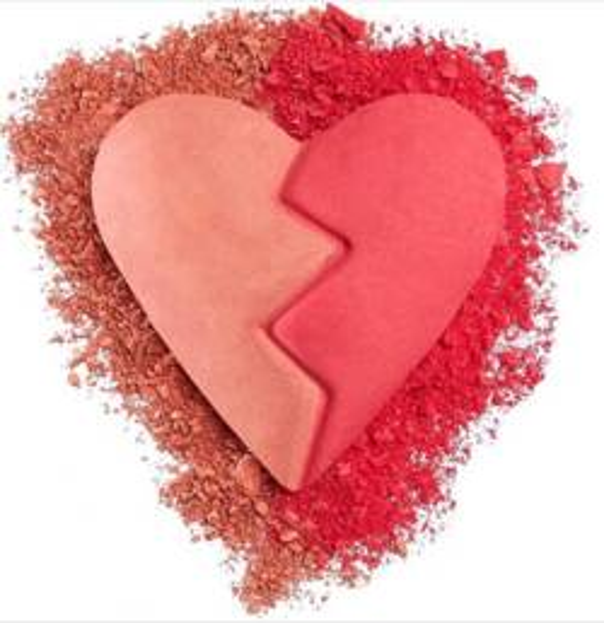 Makeup Revolution Heart Breakers matte blush Charming Róż do policzków 10g