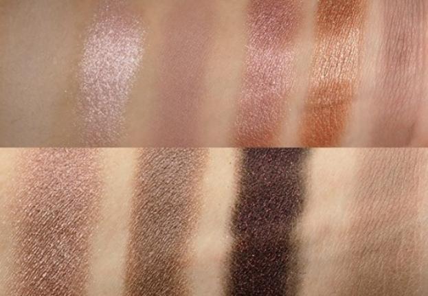 Makeup Revolution I Heart Makeup Obsession Palette - Paleta 10 cieni do powiek Pure Cult, 17 g