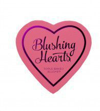 Makeup Revolution I heart  Makeup Blushing Hearts-Candy Queen of Hearts Blusher