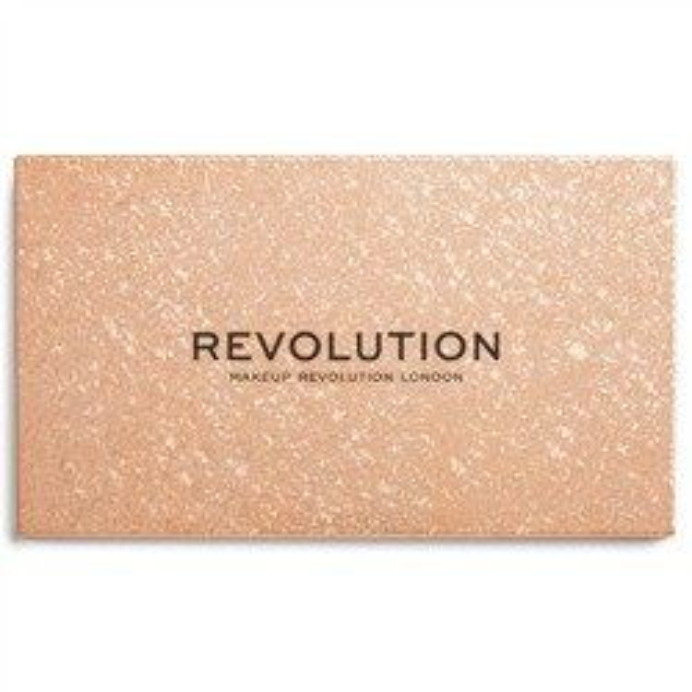 Makeup Revolution Jewel Collection Eyeshadow Palette Paleta cieni do powiek Deluxe