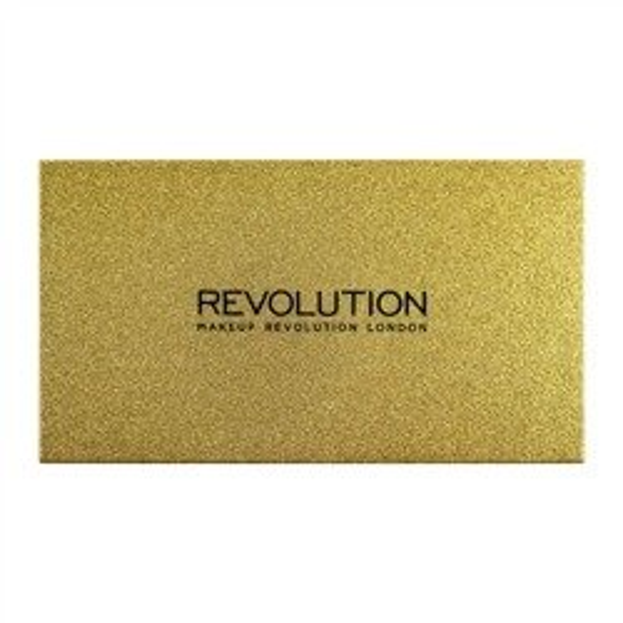Makeup Revolution Life on the Dance Floor VIP Eyeshadow Palette V4 Paleta cieni do powiek