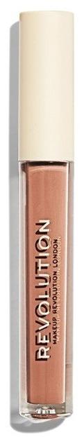 Makeup Revolution Nudes Collection Matte Lip Gloss Płynny błyszczyk do ust Undressed