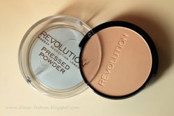 Makeup Revolution Pressed Powder - Puder prasowany  6,8g Translucent