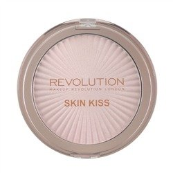 Makeup Revolution Skin Kiss Pink Kiss Highlighter Rozświetlacz do twarzy 14g