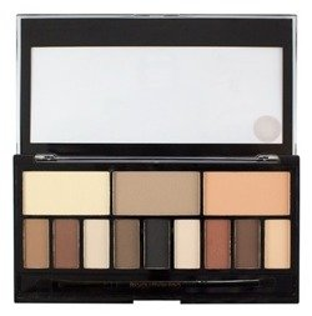 Makeup Revolution Ultra Eye Contour Light and Shade Paleta cieni