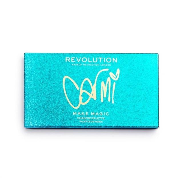 Makeup Revolution X Carmi Make Magic Paletka cieni do powiek