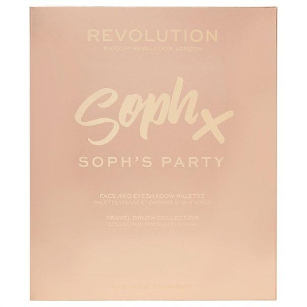 Makeup Revolution XMAS20 Party Sophx Zestaw Wyjątkowy Prezent