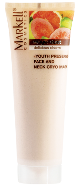 Markell Kyro-maska do twarzy i szyi Ochrona młodości 115g