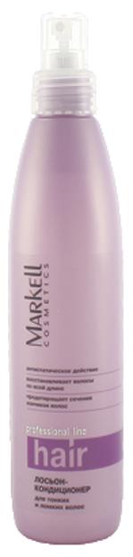 Markell Mgiełka odżywcza do włosów cienkich i łamliwych 250ml