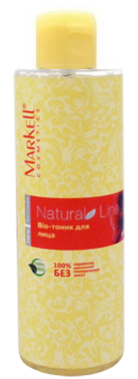 Markell Natural Line Bio-tonik do twarzy 200ml