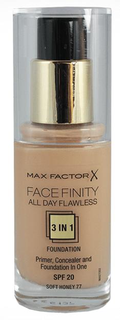 Max Factor Facefinity Foundation Fluid Podkład do twarzy 77 Soft Honey 30ml