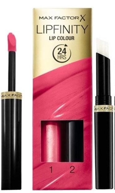 Max Factor Lipfinity Lip Colour Pomadka do ust + Baza nabłyszczająca 024
