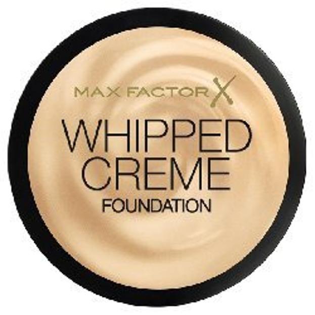 Max Factor Whipped Creme Podkład w musie 47 Blushing Beige 18ml