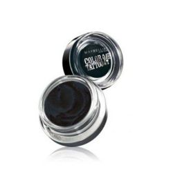 Maybelline Color Tatoo Metal 24HR - Cień do powiek w kremie 60 Timeless Black, 4 ml