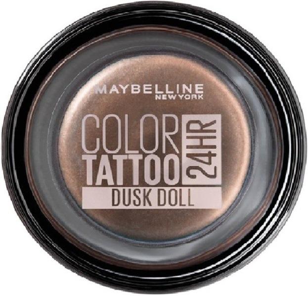 Maybelline Color Tattoo cień do powiek w kremie 240 DUSK DOLL 4ml