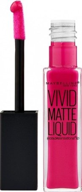 Maybelline Vivid Matte Liquid 20 Coral Courage