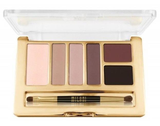 Milani Everyday Eyes Powder Eyeshadow Palette Paleta 6 cieni do powiek 10 Romantic Mattes