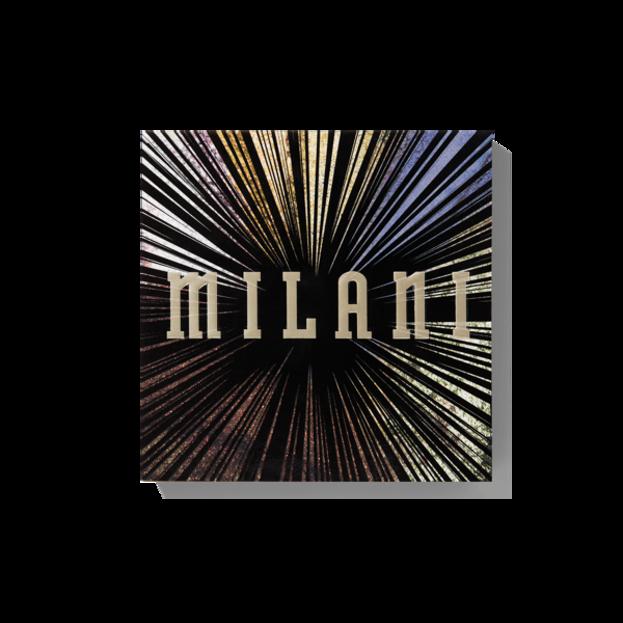 Milani GILDED NOIR  Eyeshadow Palette Paletka cieni do powiek