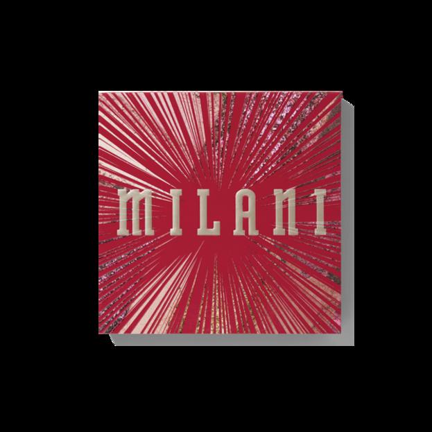 Milani GILDED ROUGE Eyeshadow Palette Paleta cieni do powiek