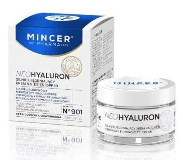 Mincer Pharma Neo Hyaluron Intensywnie odbudowujący krem na noc N903 50ml