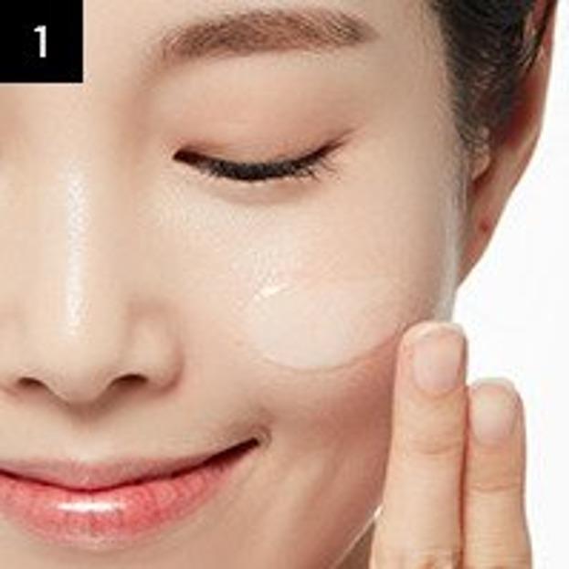 Missha  3 Step Lifting  Maska ujędrniająca