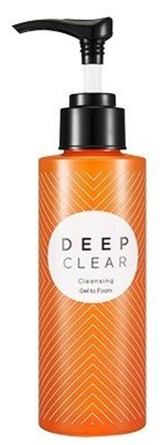 Missha Deep Clear Cleansing Gel To Foam Oczyszczający żel do mycia twarzy 145ml