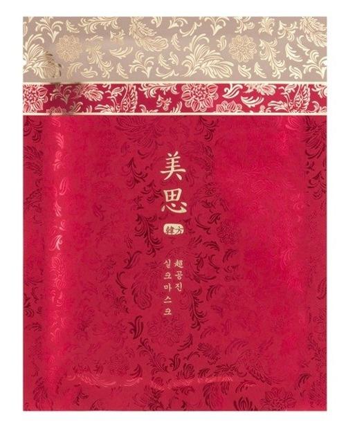 Missha Misa Cho Gong Jin Silk Mask Maska w płachcie do twarzy