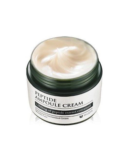 Mizon Peptide Ampoule Cream - Odmładzający krem do twarzy 50 ml
