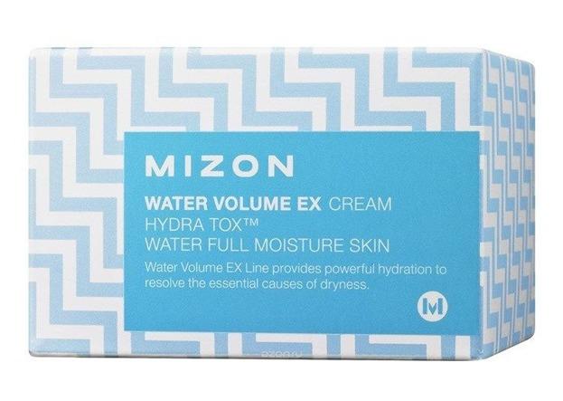 Mizon Water Volume EX Cream Intensywnie nawilżający krem do twarzy 230ml