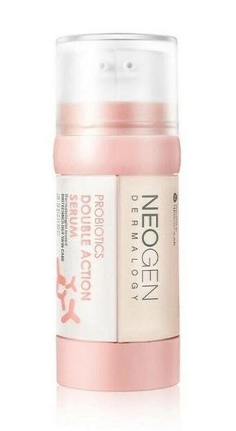 NEOGEN Probiotics Double Action Serum Ujędrniająco-rozświetlające serum do twarzy 2x22g