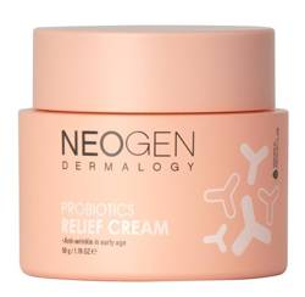 NEOGEN Probiotics Relief Cream Krem do twarzy z kompleksem probiotycznym 50g