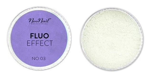 NEONAIL Fluo Effect Pyłek do paznokci 5399-3