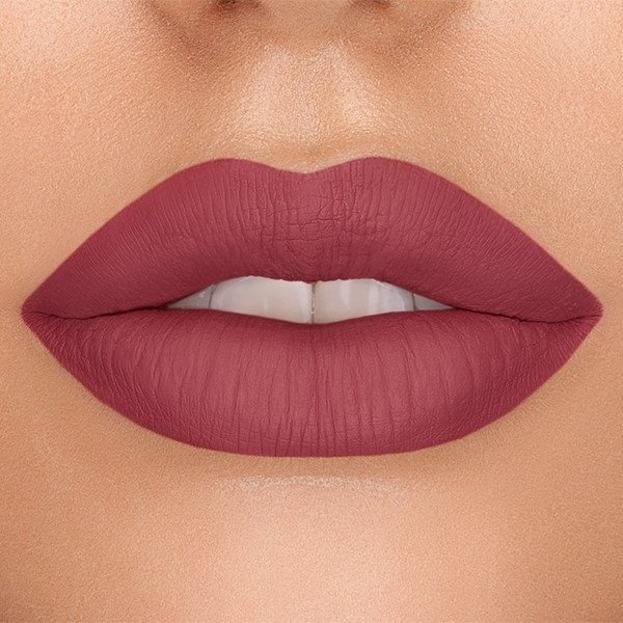 Nabla Dreamy HOLIDAY COLLECTION Matte Liquid Lipstick Matowa pomadka w płynie NOBLESSE OBLIGE