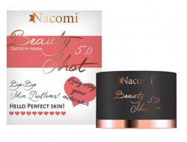 Nacomi Beauty Shot 5.0 Serum/Krem do cery dojrzałej 30ml