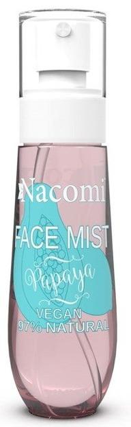 Nacomi Face Mist Papaya Mgiełka do ciała i twarzy Papaya 80ml