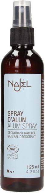 Najel Alum Spray Dezodorant w sprayu z ałunem 125ml