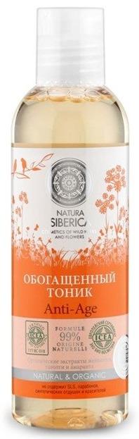 Natura Siberica Oczyszczający tonik Anti-Age 200ml