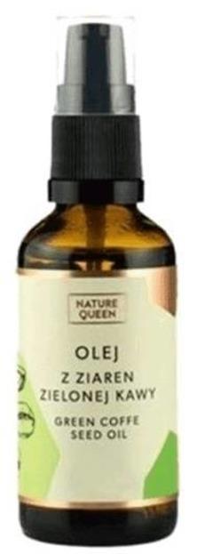 Nature Queen Olej z Ziaren Zielonej Kawy 50ml