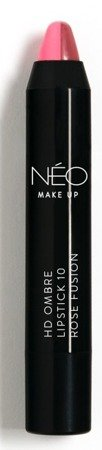 Neo Make Up HD Ombre Lipstick Pomadka do ust Ombre 10 Rose fusion