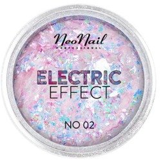 Neonail Pyłek 5810 Electric Effect No 02 0,3g