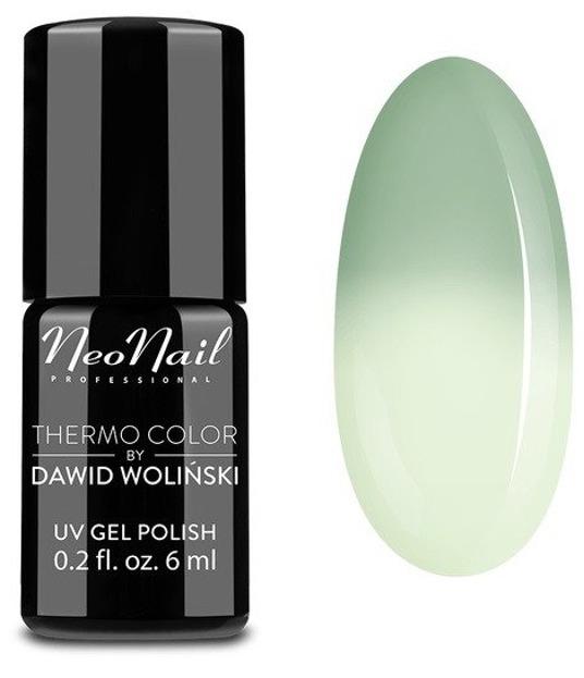 Neonail Thermo Color by Dawid Woliński Lakier termiczny 6639 Creamy Silk 6ml