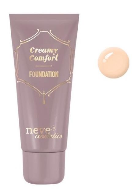 Neve Cosmetics Creamy Comfort Podkład mineralny w kremie Light Neutral 30ml