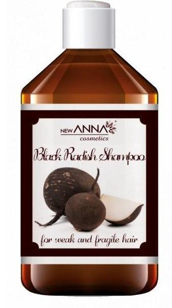 New ANNA Black Radish Shampoo Szampon z czarną rzodkwią 500ml